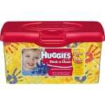Huggies Thick & Clean Fragrance Free Wipes - PK of 64 EA
