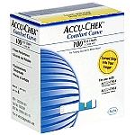 ACCU-CHEK Comfort Curve Test Strips for Advantage and Complete Meters 50/box -FREE SHIPPING-