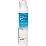 Smith and Nephew Inc Secura Total Body Foam Antimicrobial Skin Cleanser 8-1/2Oz Dispenser, No-rinse, pH-balanced - BO of 1 BO