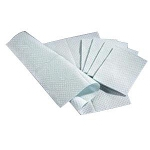 Medline ® Industries Tissue and Tissue/Poly-Backed Professional Towel, 13