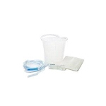 Medline ® Industries Disposable Enema Bucket Set With Dyna Clamp, 54