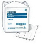 Kendall Healthcare Curity Cleaner, Medium, 7-1/2
