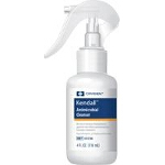 Kendall Healthcare Antimicrobial Cleanser, 4Oz - BO of 1 EA