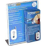 Logicmark Talking Counter-Top Display for Guardian 911 Alert - 1 EA