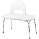 Home care ® by Meon ® Glacier Transfer Bench 17