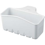 Home care ® by Meon ® Glacier Bath Safety Accessories White, Ideal For Shampoos, Lotions or Liquid Soaps, Limited Lifetime Warranty - 1 EA