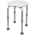 Carex Compact Shower Stool 13.5