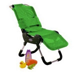 Sammons Preston Inc Leckey's Advance Bath Chair Irish Green, Maximum Weight: 159 lb, Minimum Height: 43