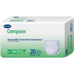 Dignity Compose ® Disposable Protective Underwear 34