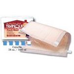 Tranquility ® Peach Sheet Underpad 21-1/2