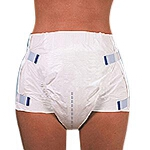 Mediprime Eurobrief Overnight Brief Extra-large, Fits Upto 67