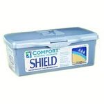 Sage Products Comfort Shield Incontinence Care Washcloth, Soothes and Protects Skin, Seal Out Wetness - Qty: PK of 32 EA
