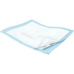 Kendall Healthcare Wings Quilted Breathable Underpad 23