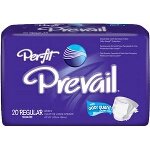 Prevail Per-Fit Adult Brief Regular 40