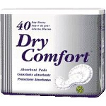 TENA ® Dry Comfort Heavy Absorbency Day Pad 16