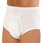 Sir Dignity ® Brief with Built In Protective Pouch 42
