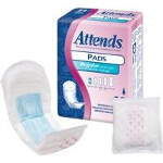 Attends ® Bladder Control Pads, Regular, 8.5