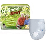 Wellness Brief Super Absorbent Large 36